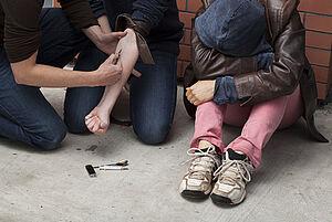 Heroinsucht Erkennen