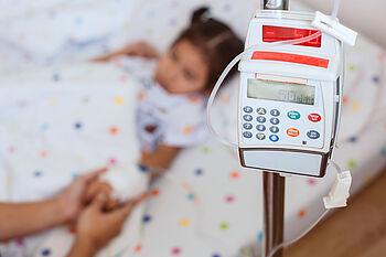 Pneumokokken Impfung Verringert Die Wahrscheinlichkeit Eine Schwere Lungenentzundung Zu Entwickeln Www Kinderaerzte Im Netz De