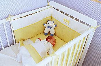 Baby gitterbett gefährlich babybett mit schubladen kaufen ᐅ