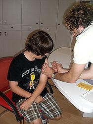 hpv impfung jungen hausarzt